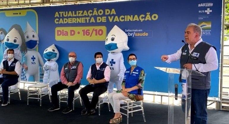 Brasileiros vacinados contra a Covid-19 até o fim do ano